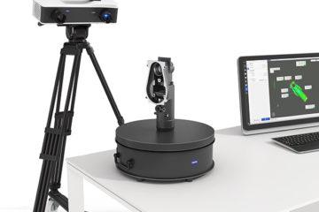 Il sistema di scansione Zeiss Comet